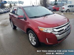 2013 Ford Edge SEL,LEATHER,NAVIGATION,SUNROOF,BACK UP CAMERA,AIR