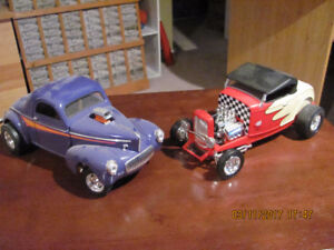 BUBBA - 1:18, etc. Various Diecast items for sale #1