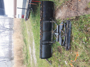 Snow plow forsale