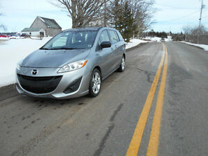 2012 Mazda 5 **Clean Vehicle**