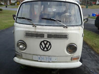 Classic VW Westfalia  (Rare Right Hand Drive) Best Offer
