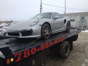 MY BIG TOW towing and recovery (BIENVENUE\WELCOME) in Edmonton Edmonton Edmonton Area image 2