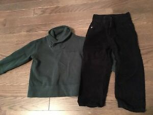 Boys 2T Calvin Klein outfit- like new- $12