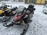 Ski-doo 600etec 2009 in parts