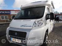 Ace Airstream 600 EK Compact Motorhome MANUAL 2008/08