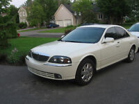 2005 Lincoln LS Berline