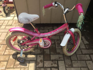 "Supercycle 16"" Girls' Bicycle"