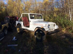 Jeep cj7 need gone asap