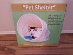 Brand New Pet Shelter