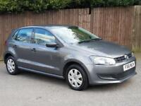 2011 VOLKSWAGEN POLO 1.2 S 5dr a c