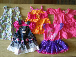 3-6 month girl clothes - see all pics :)