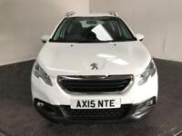 2015 15 PEUGEOT 2008 1.2 PURE TECH ACTIVE 5D 82 BHP