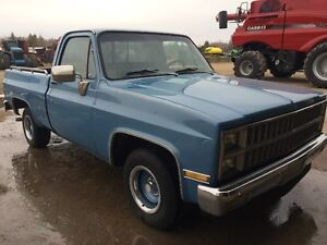1982 GMC shortbox