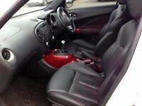 2012 NISSAN JUKE 1.6 Tekna 5dr [Start Stop] SUV 5 Seats