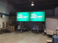 LED Advertising Trailers