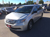 2011 HONDA ODYSSEY EX Minivan...MINT...VERY CLEAN..GREAT PRICE. City of Toronto Toronto (GTA) Preview