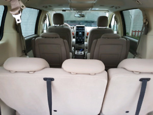 2008 Chryler Town And Country Touring
