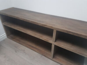 BROWN QUALITY SIDE UNIT