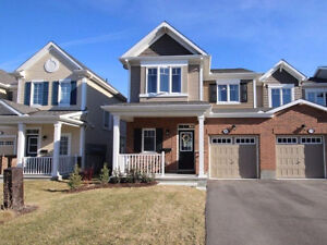 Modern and Upgraded End Unit in Barrhaven