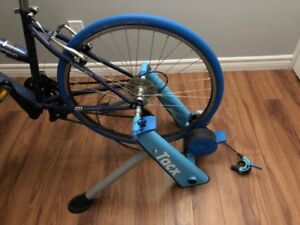 TACX Bike Trainer for Sale (including the bike)
