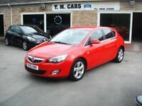 2012 Vauxhall/Opel Astra 2.0CDTi 16v SRi ( 165ps ) ecoFLEX **£30 Tax**