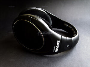 Shure Audiophile SRH-1440 over-head headphones MINT WITH BOX
