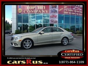 2010 Mercedes-Benz E-Class E350 Luxury 4MATIC
