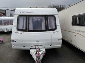 SWIFT KINGSMERE 570/6 BERTH FIXED BUNK BEDS 2006 £6995