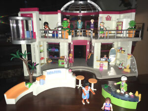Playmobil mall set • See pictures