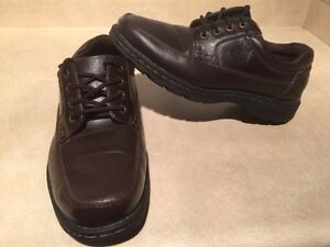 Men's Hunters Bay Leather Shoes Size 10 London Ontario image 1