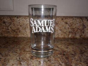 Samuel Adams glasses new I have many load up for the cottage / b