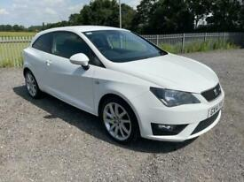 image for 2014 SEAT Ibiza 1.2 TSI FR SportCoupe 3dr Hatchback Petrol Manual