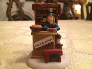 SPPU - Dept 56 New England Village - Christmas Bazaar Woolens London Ontario image 3