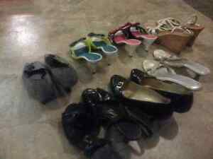 Lot of womens heels  Peterborough Peterborough Area image 1