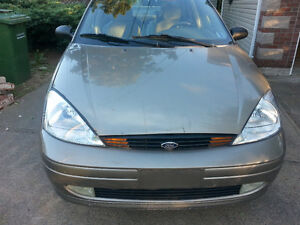 2003 Ford Focus SE Sedan