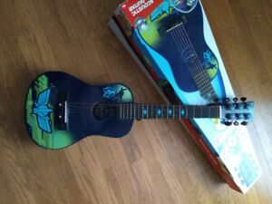 Toy story 3 guitar