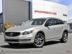 2017 VOLVO V60 T5 Premier / Certified Pre-Owned Volvo 6 year/160