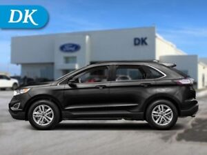 2015 Ford Edge SEL  w/Leather, Nav, Rem Start, and More!