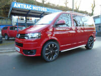 Volkswagen Transporter Shuttle 2.0TD ( 102PS ) SWB Mini Bus T30 SE 9 seater SWB