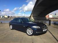 2011 BMW 5 Series 2.0 520d EfficientDynamics 4dr