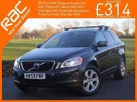 2010 Volvo XC60 2.4 D5 Turbo Diesel SE LUX AWD 4x4 4WD Geartronic 6 Speed Auto S