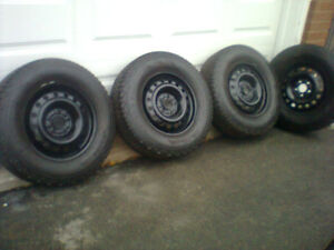 225/70/16 winter tires, Ford Escape, Mazda Tribute