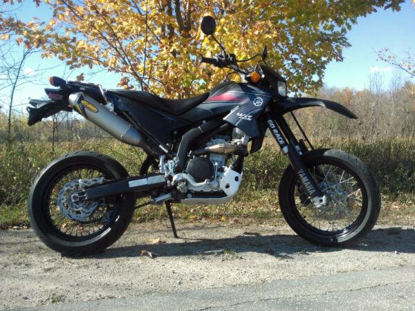 Used 2009 Yamaha WR