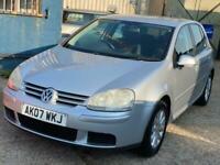 2007 Volkswagen Golf 1.6 FSI Match 5dr