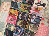 41 DVDS (all genres) £20