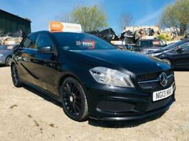 image for 2013 Mercedes-Benz A Class A180 CDI BlueEFFICIENCY AMG Sport 5dr HATCHBACK Diese