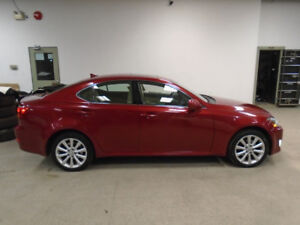 2007 LEXUS IS250 AWD LUXURY SEDAN! SPECIAL ONLY $11,900!!!!