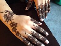 Professional Henna artist in Ottawa
