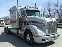 2007 Peterbilt 386 CAT  reduced to $29000.00