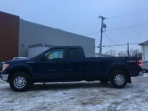 2010 Ford F-150 XLT 4X4 = EXTENDED CAB LONG BOX
